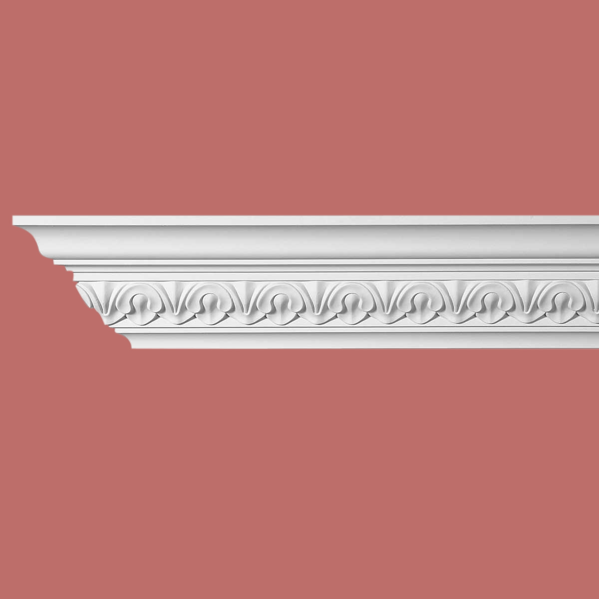 Cornice White Urethane Sample of 11363 24 Long Cornice Cornice Moulding Cornice Molding
