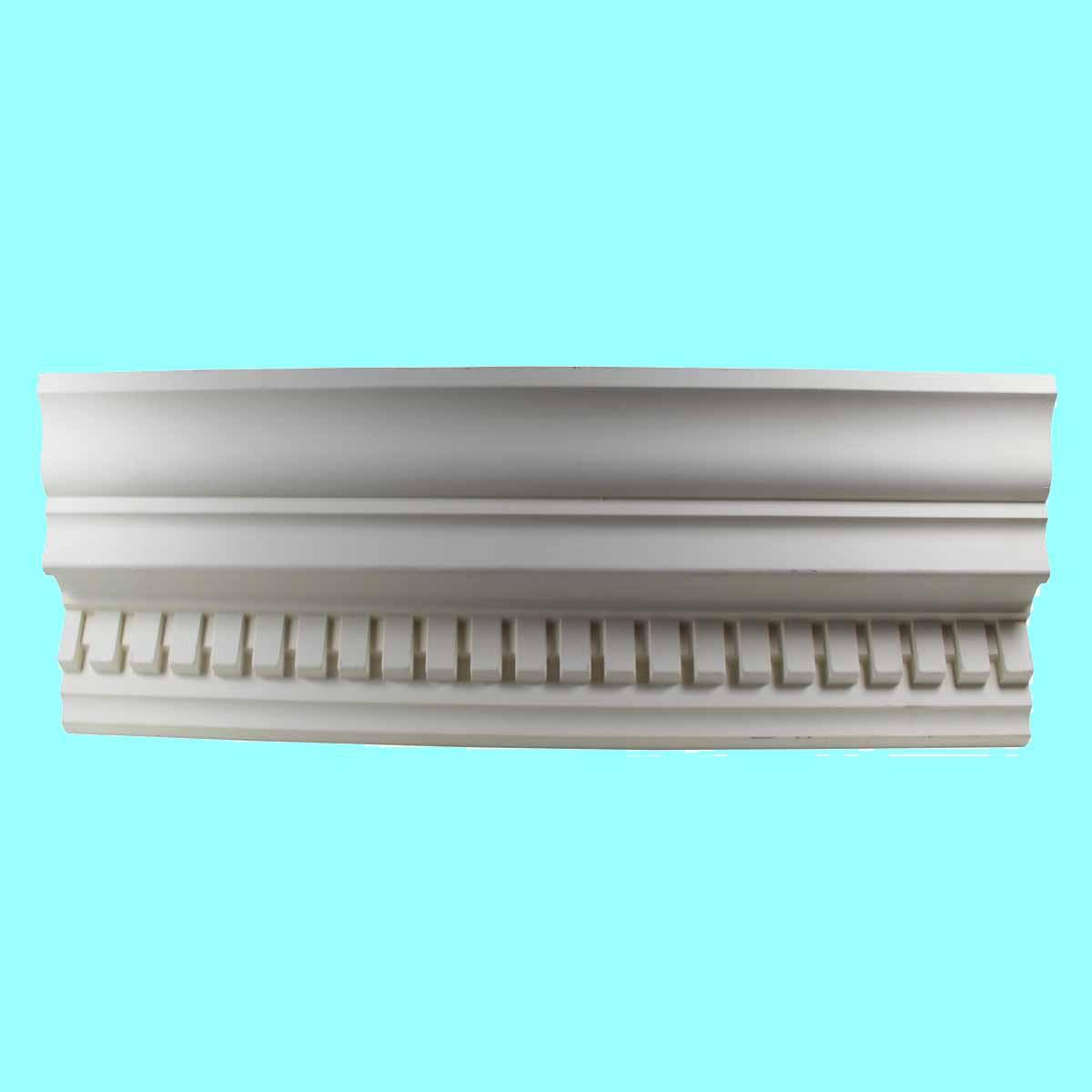 Cornice White Urethane Sample of 11369 23.5 Long Cornice Cornice Moulding Cornice Molding