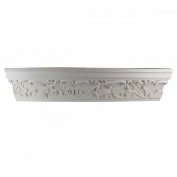 Ornate Cornice White Urethane  94 L Cornice Cornice Moulding Cornice Molding