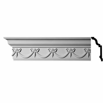 <PRE>Ornate Cornice White Urethane 6&quot; H Hastings On Hudson </PRE>