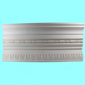 <PRE>Ornate Cornice White Urethane 5&quot; H Briarcliff Manor </PRE>