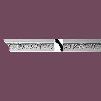 <PRE>Ornate Cornice White Urethane Lake Oswego  94 1/4inch L  </PRE>zoom2