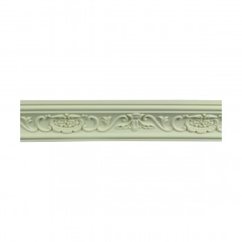 <PRE>Ornate Cornice White Urethane Lake Oswego  94 1/4inch L  </PRE>zoom3