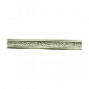 <PRE>Ornate Cornice White Urethane Lake Oswego  94 1/4inch L  </PRE>zoom4