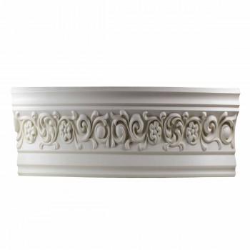 Ornate Cornice White Urethane 4 H Arlington Cornice Cornice Moulding Cornice Molding
