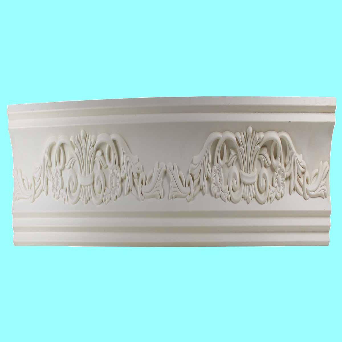 Cornice White Urethane 24 Sample of 11386 Cornice Cornice Moulding Cornice Molding