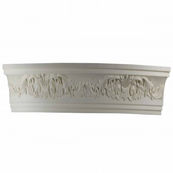 Ornate White Urethane Foam Pleasant Valley Cornice Cornice Cornice Moulding Cornice Molding