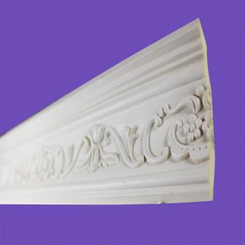 Ornate Cornice White Urethane   94 L Amaryllis Cornice Cornice Moulding Cornice Molding