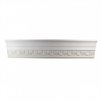 <PRE>Ornate Cornice White Urethane  94inch L Cheshire </PRE>zoom1