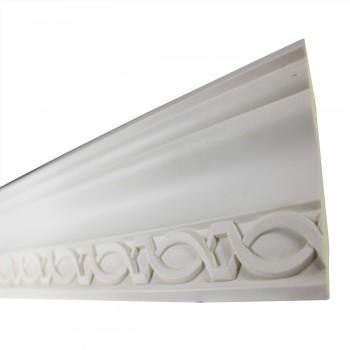 Ornate Cornice White Urethane  95 L Great Barrington Cornice Cornice Moulding Cornice Molding