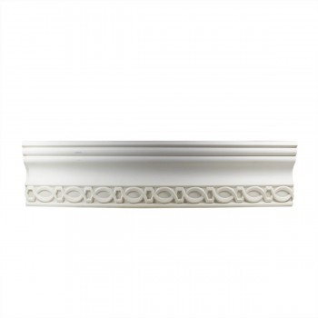 <PRE>Ornate Cornice White Urethane 3inch H Great Barrington </PRE>zoom1