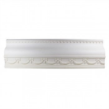 <PRE>Ornate Cornice White Urethane  3inch H Williamstown </PRE>zoom1