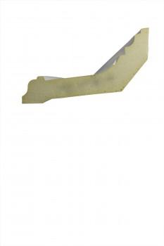 Ornate Cornice White Urethane  94 L Shelburne Falls Cornice Cornice Moulding Cornice Molding