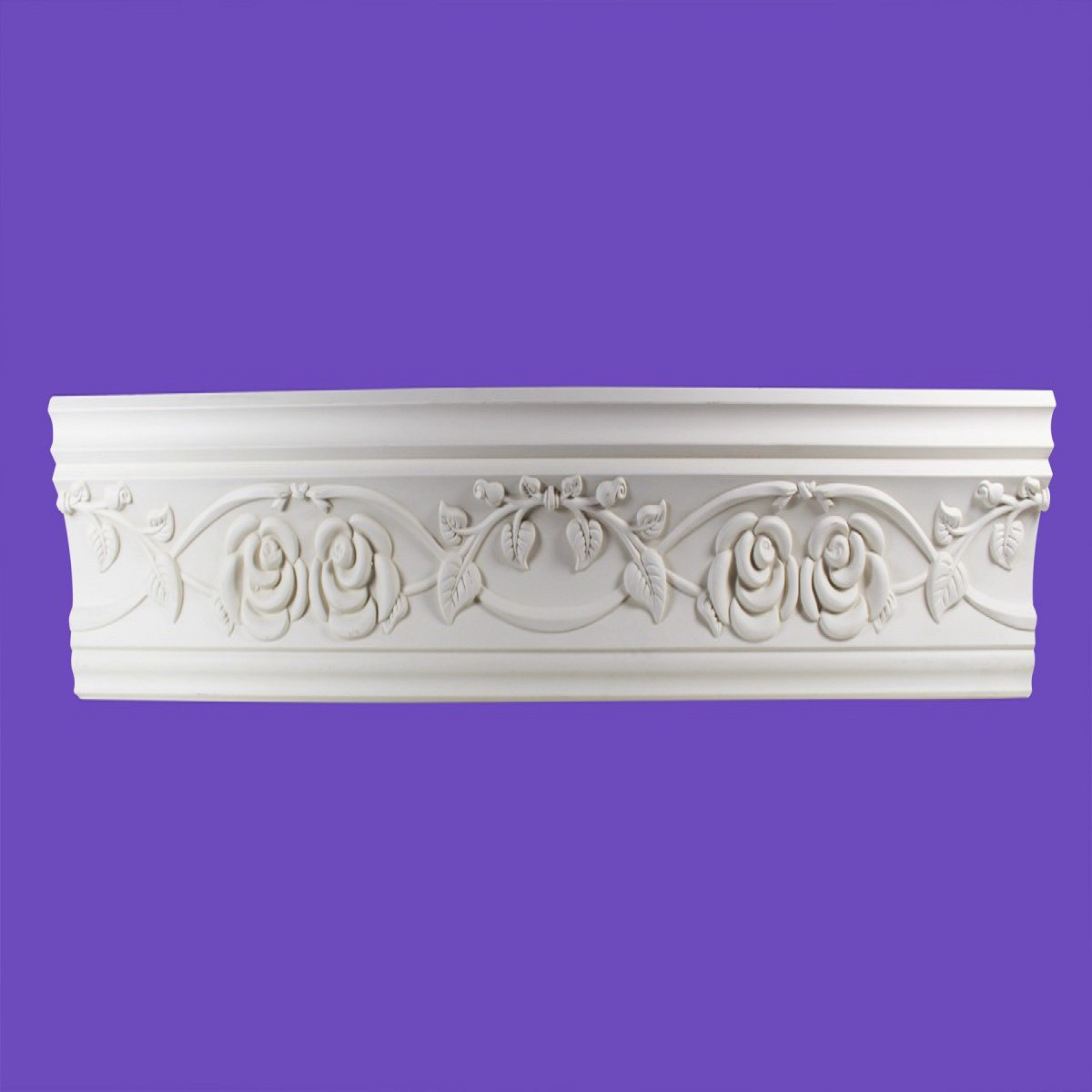 Cornice White Urethane 23.5 Sample of 11446 Cornice Cornice Moulding Cornice Molding