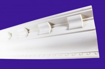 Ornate Cornice White Urethane  95 L Chesterfield Cornice Cornice Moulding Cornice Molding