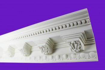 Ornate Cornice White Urethane  94 L Three Rivers Cornice Cornice Moulding Cornice Molding