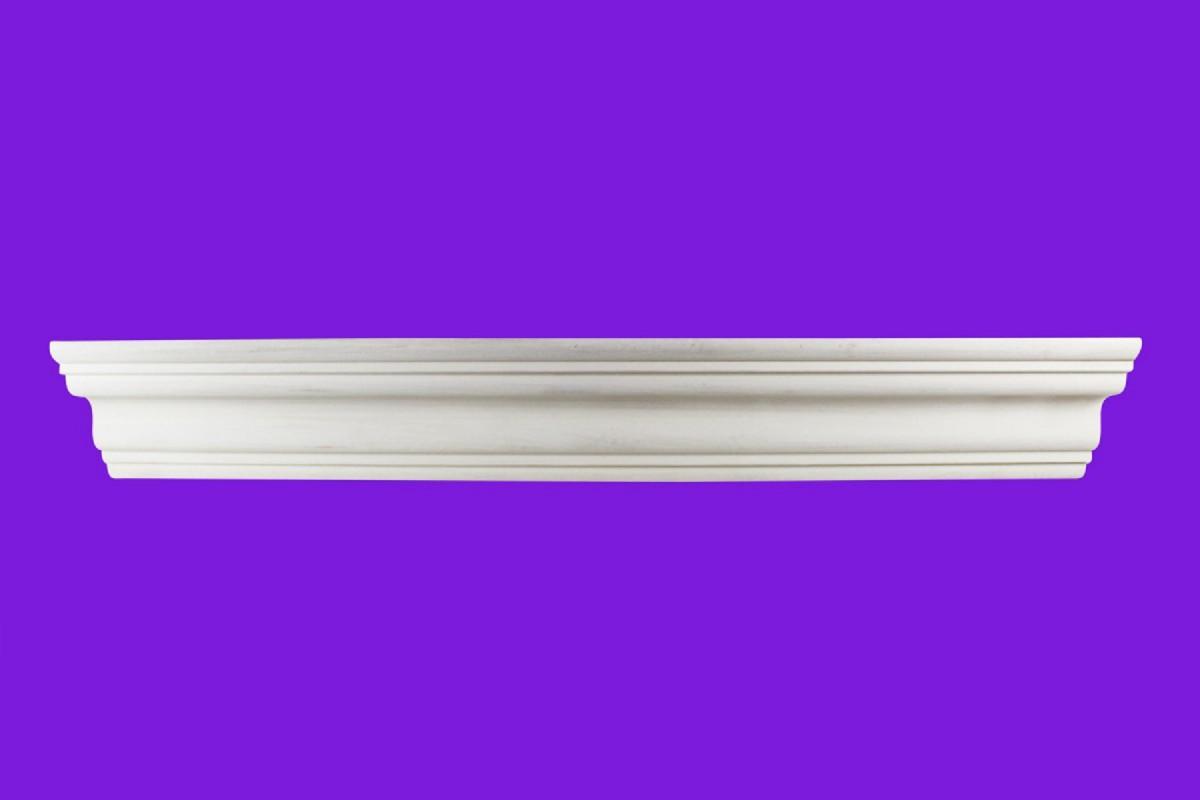 Cornice White Urethane Sample of 11458 24 Long Cornice Cornice Moulding Cornice Molding