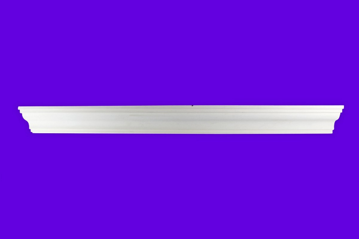 Cornice White Urethane 23.5 Sample of 11459 Cornice Cornice Moulding Cornice Molding