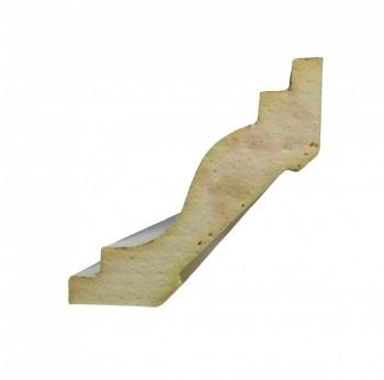 Simple Cornice White Urethane 2 18 H Abington Cornice Cornice Moulding Cornice Molding