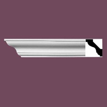 <PRE>Simple Cornice White Urethane 2 1/4&quot; H Halifax </PRE>