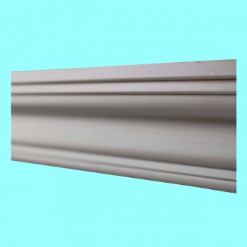 <PRE>Cornice White Urethane 24inch Sample of 11465 </PRE>zoom6