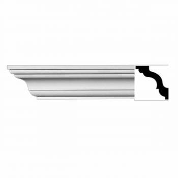 <PRE>Cornice White Urethane Wellesley  94inch L  Simple </PRE>zoom1