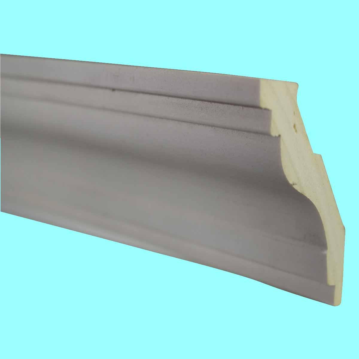 Cornice White Urethane Sample of 11470 23.5 Long Cornice Cornice Moulding Cornice Molding