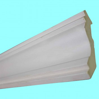 "spec-<PRE>Cornice White Urethane  94"" L  Marblehead Simple </PRE>"