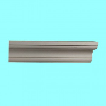 <PRE>Cornice White Urethane 1 7/8inch H Ipswich Simple </PRE>zoom2