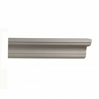 <PRE>Cornice White Urethane 1 7/8inch H Ipswich Simple </PRE>zoom1