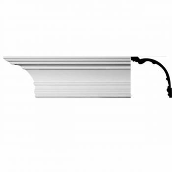 <PRE>Cornice White Urethane 5inch H Edgarton Simple </PRE>zoom1