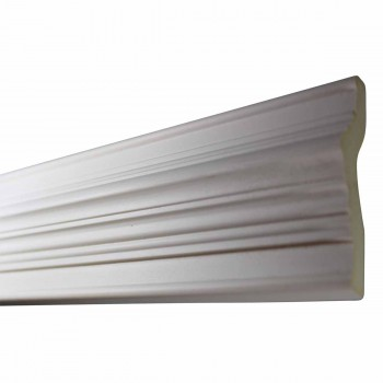 Crown Molding White Urethane  94 L  Abbot Simple Crown Molding Crown Moldings Crown Moulding
