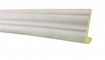 Cornice White Urethane  94 L  Belfort Simple Cornice Cornice Moulding Cornice Molding