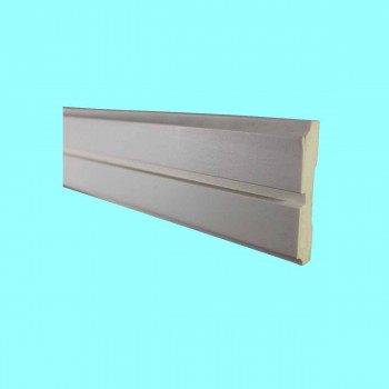 <PRE>Cornice White Urethane 24inch Sample of 11549 </PRE>zoom6