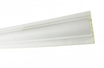 Cornice White Urethane  95 L Simple Cornice Cornice Moulding Cornice Molding