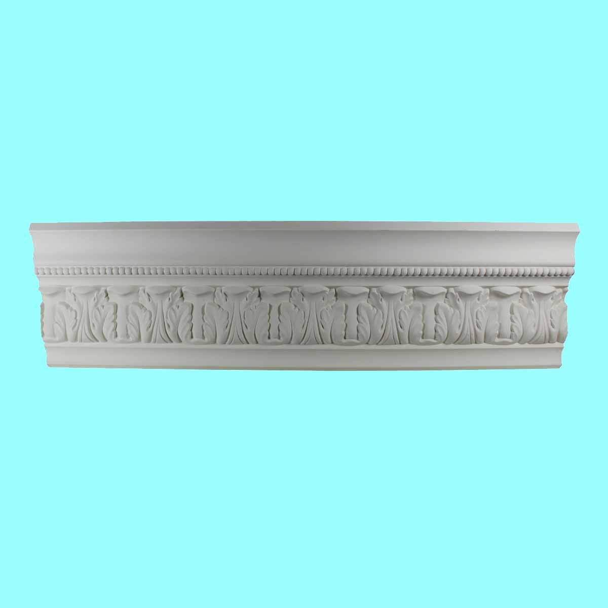 Cornice White Urethane Sample of 11578 24 Long Cornice Cornice Moulding Cornice Molding
