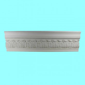 <PRE>Cornice White Urethane Sample of 11578 24&quot; Long </PRE>