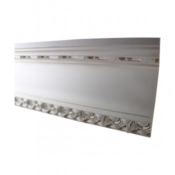 <PRE>Ornate Cornice White Urethane  94inch L Beaumont </PRE>zoom2
