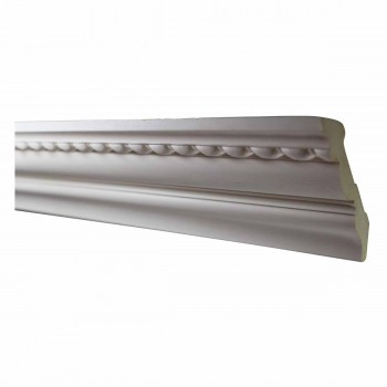 <PRE>Ornate Cornice White Urethane  94inch L Chilton Springs </PRE>zoom1