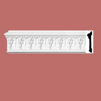 Crown Molding White Urethane  4 58 H Willoughby Ornate Crown Molding Crown Moldings Crown Moulding