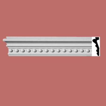 <PRE>Cornice White Urethane Sample of 11613 24inch Long </PRE>zoom3