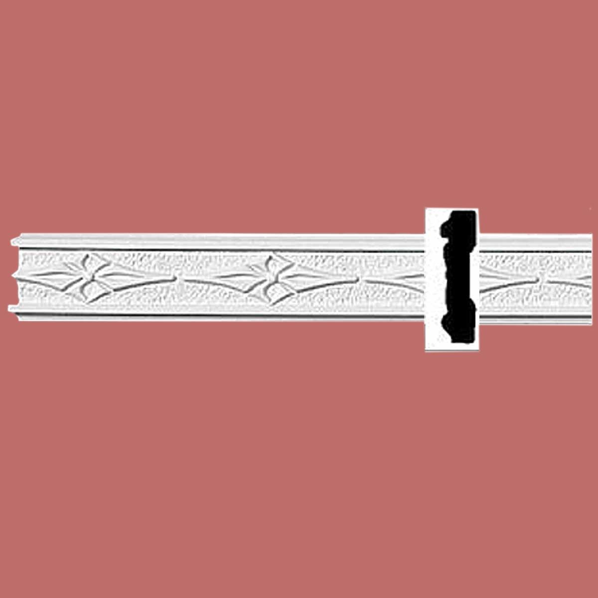 Cornice White Urethane 24 Sample of 11619 Cornice Cornice Moulding Cornice Molding
