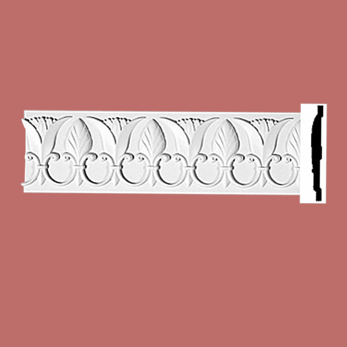 Cornice White Urethane Sample of 11627 24 Long Cornice Cornice Moulding Cornice Molding