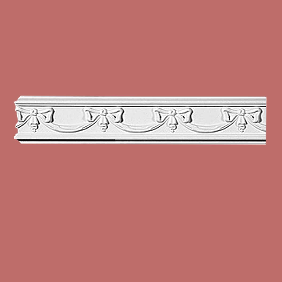 Cornice White Urethane 23.5 Sample of 11628 Cornice Cornice Moulding Cornice Molding