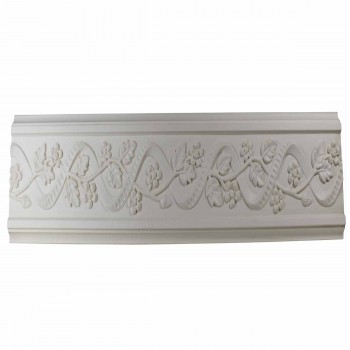Crown Molding White Urethane 4 1/4