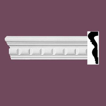 <PRE>Cornice White Urethane 24inch Sample of 11653 </PRE>zoom3