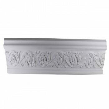Crown Molding White Urethane  94 L  Radcliff Ornate Cornice Classy Crown Molding Decorative White Crown Molding Simple Ceiling Crown Molding Moulding