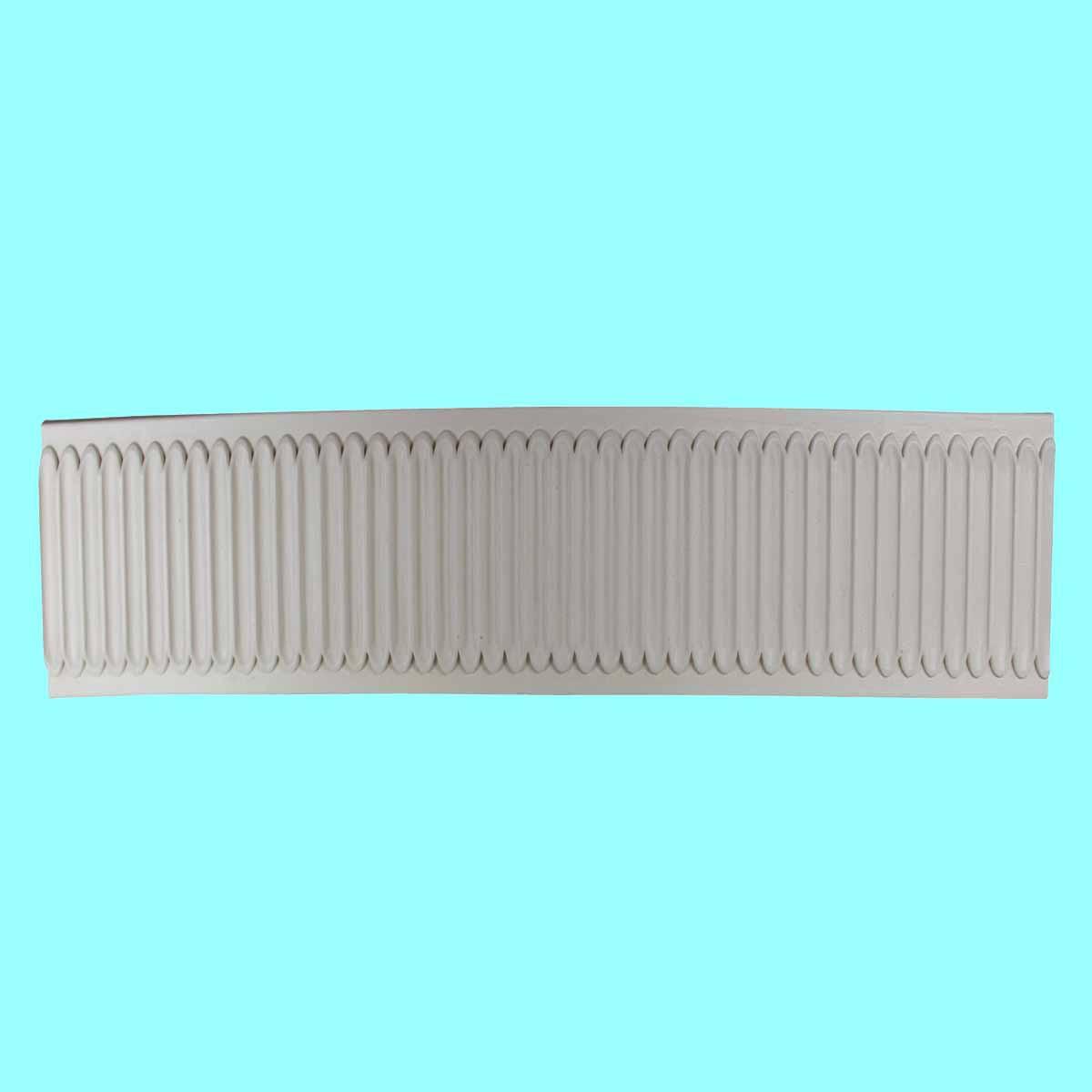Cornice White Urethane Sample of 11661 Cornice Cornice Moulding Cornice Molding