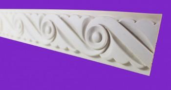Crown Molding White Urethane 2 14 Marietta Ornate Crown Molding Crown Moldings Crown Moulding