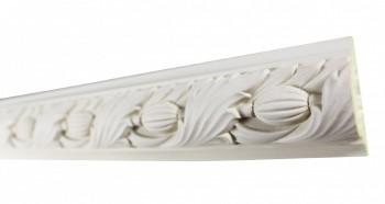 Crown Molding White Urethane  94 L  Tennyson Ornate Crown Molding Crown Moldings Crown Moulding